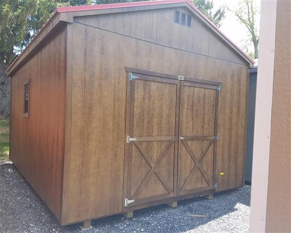 (Building #044) 12x16x8 Cottage