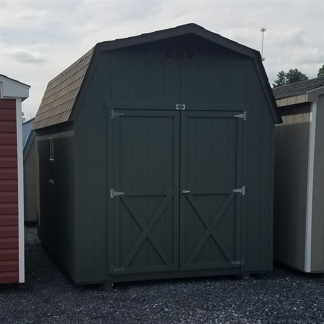 (Building #054) 8x12x6 Barn
