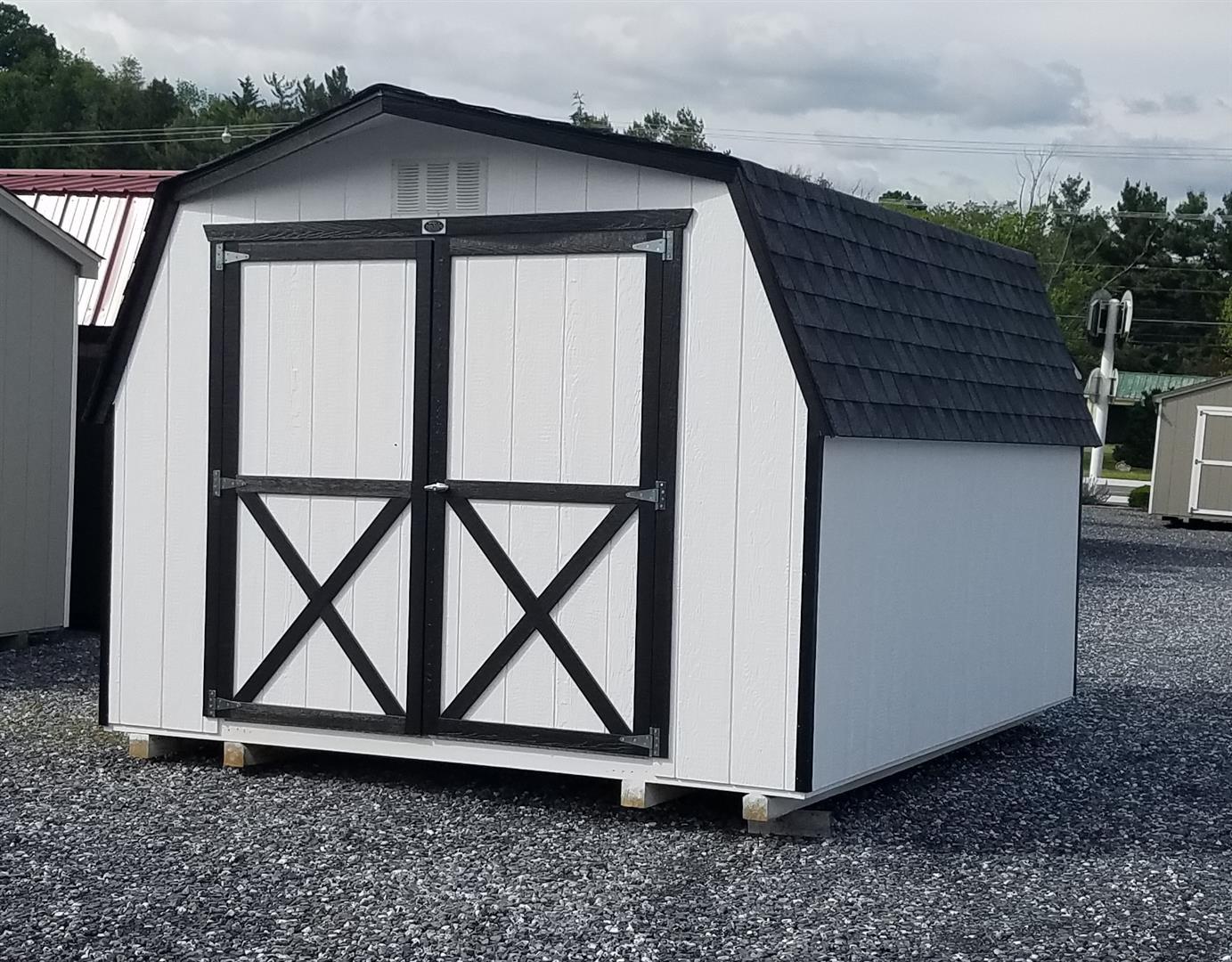 (Building #053) 10×12 Barn