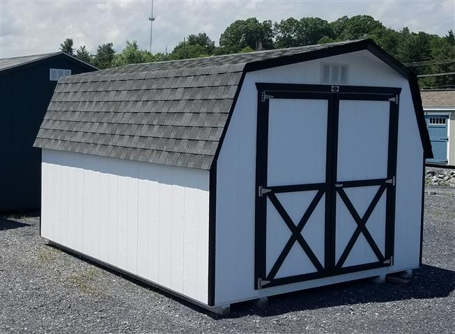 (Building #010) 10×12 Barn