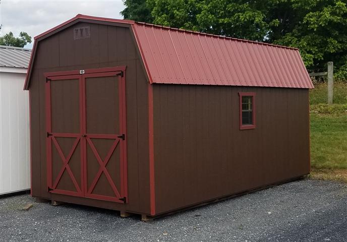 (Building #044) 10x20x7 Barn