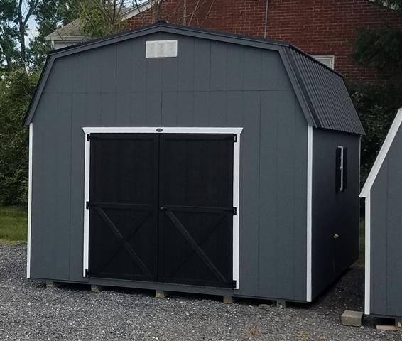 (Building #041) 12x16x7 Barn