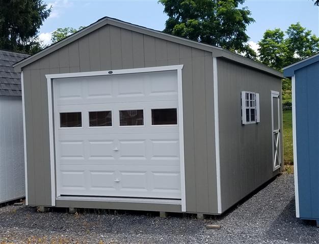 (Building #030) 12x20x8 Cottage