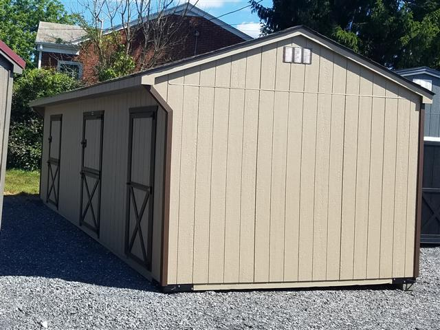 (Building #019) 12×28 Stable