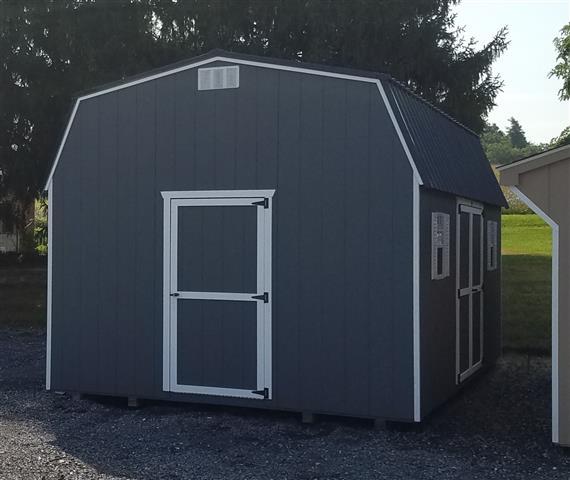 (Building #039) 12x20x7 Economy Barn