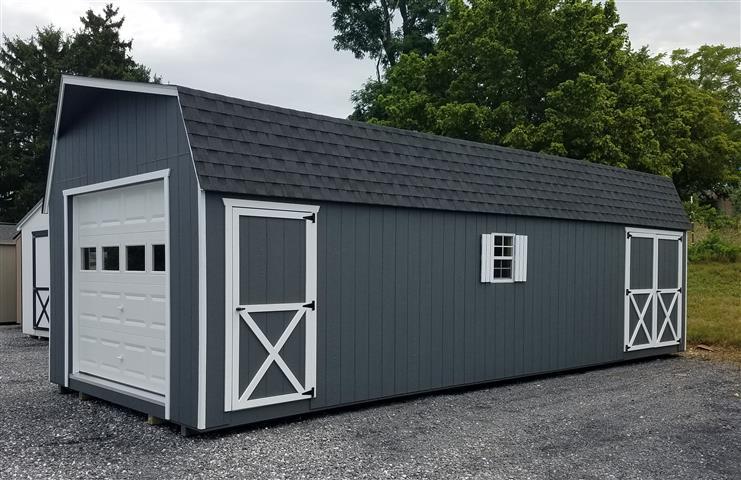 (Building #061) 12x32x7 Barn