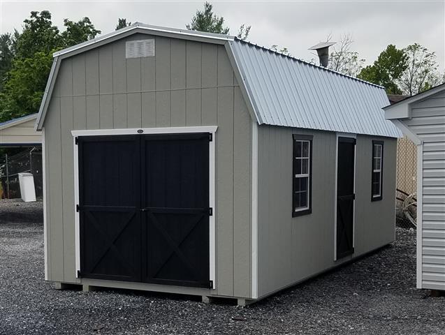 (Building #007) 10x24x7 Barn