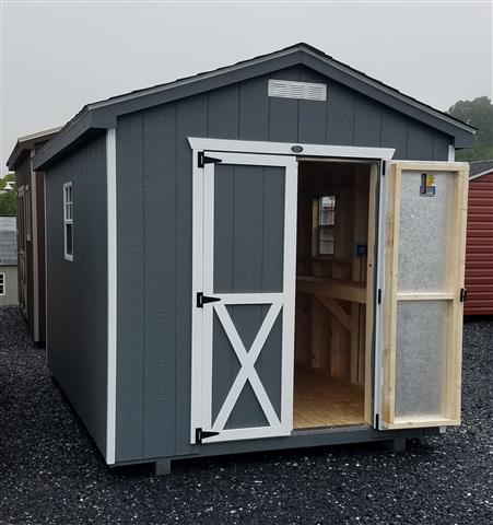 (Building #006) 8×12 Cottage