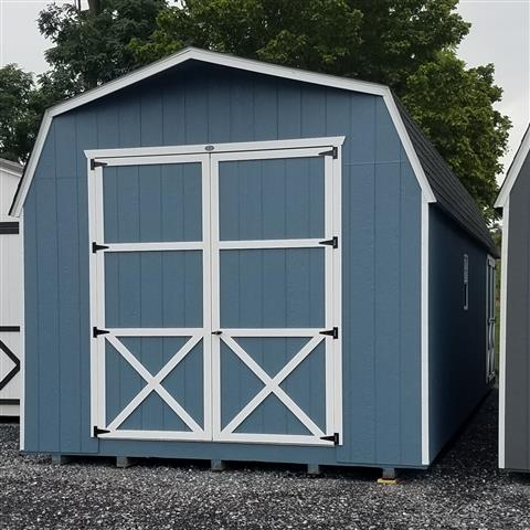 (Building #073) 12x32x7 Barn