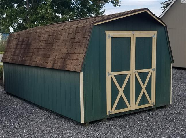 (Building #042) 10×16 Barn