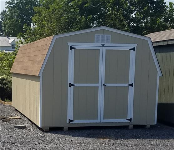 (Building #077) 10×16 Economy Barn
