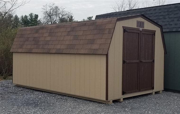 (Building #089) 10×16 Economy Barn