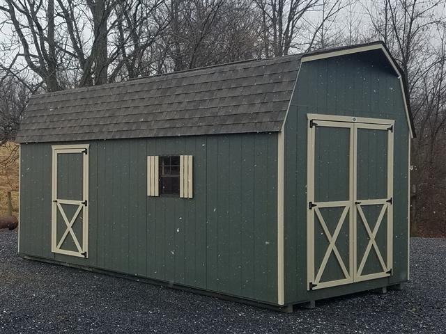 (Building #001) 10x20x7 Barn