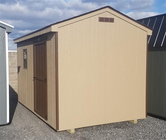 (Building #036) 8×12 Economy Cottage