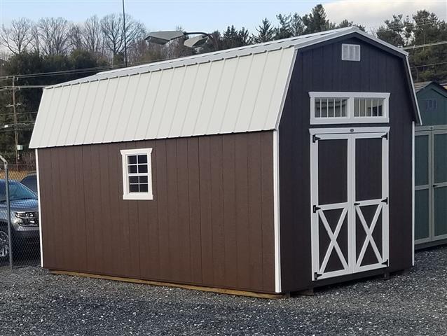 (Building #100) 10x16x7 Barn