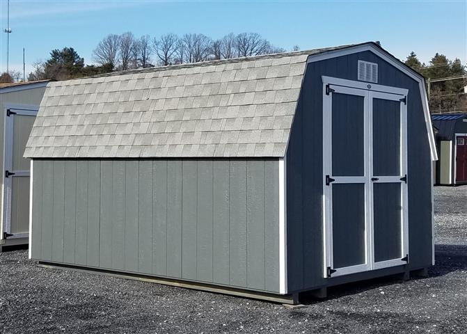 (Building #063) 10×12 Economy Barn