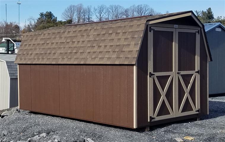 (Building #060) 8×14 Barn