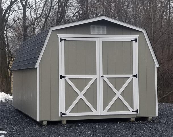 (Building #046) 10×16 Barn