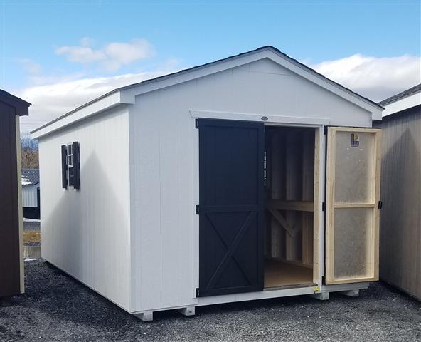 (Building #095) 10×16 Cottage