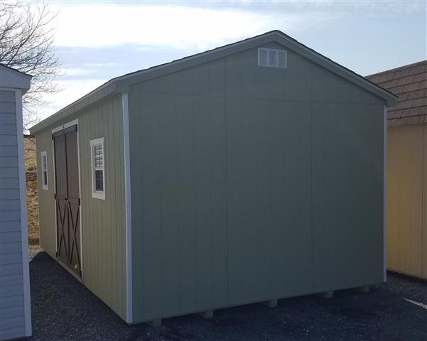 (Building #004) 12x20x8 Cottage