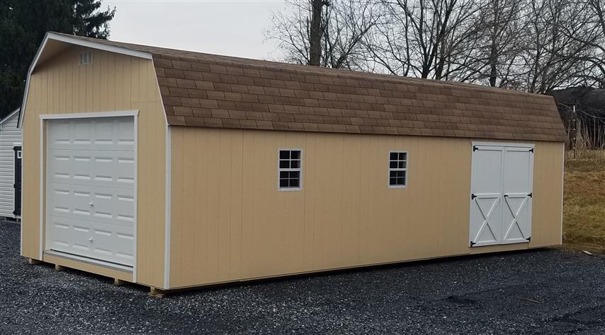 (Building #050) 14x32x7 Barn