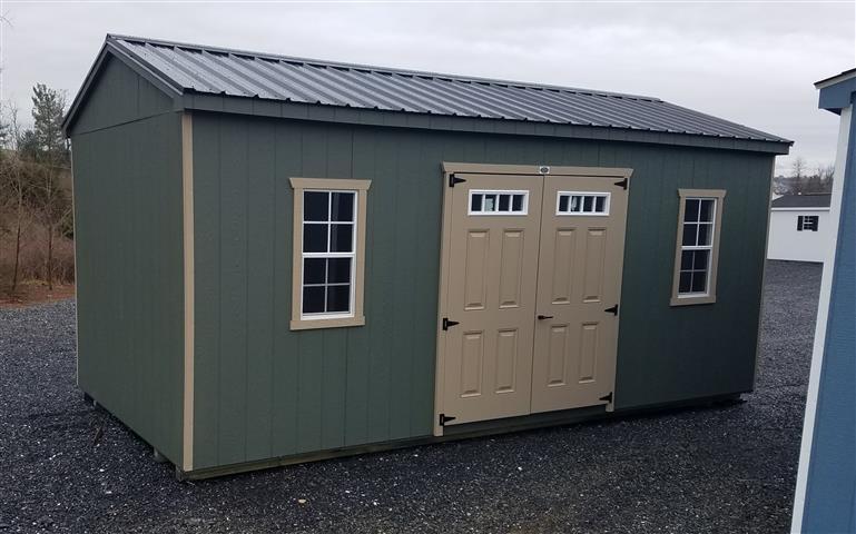 (Building #049) 10x20x8 Cottage