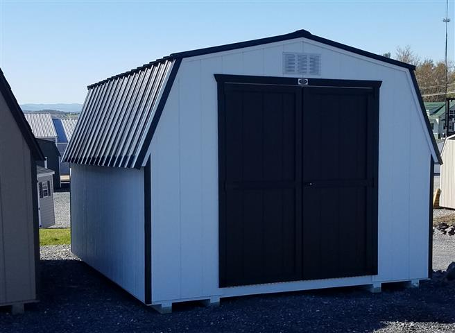 (Building #027) 10×12 Economy Barn