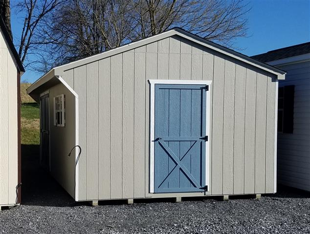 (Building #030) 12×20 Carriage House