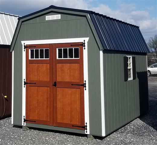 (Building #035) 8x12x6 Barn