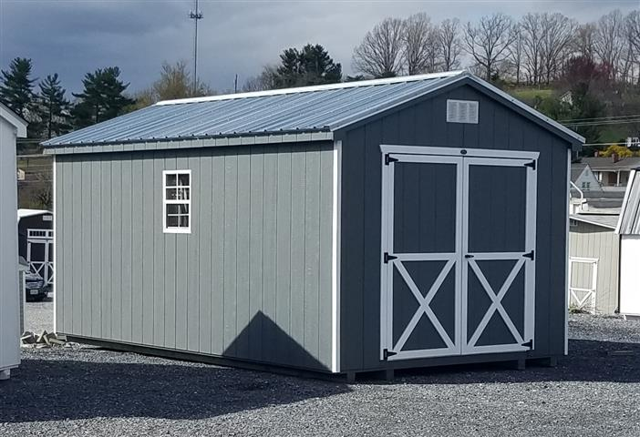 (Building #037) 10×16 Cottage
