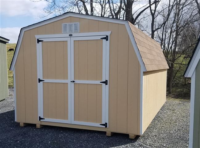 (Building #038)  10×16 Barn