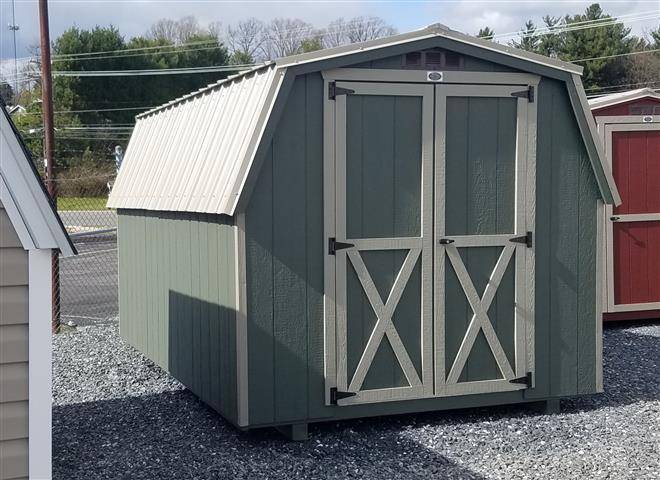 (Building #034) 8×12 Barn