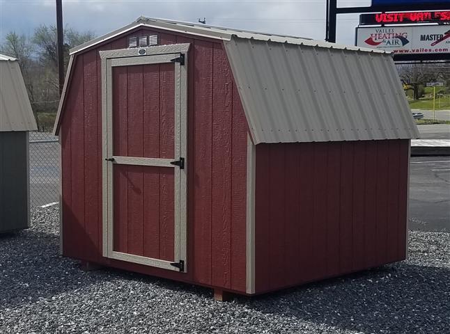 (Building #033) 8×8 Economy Barn