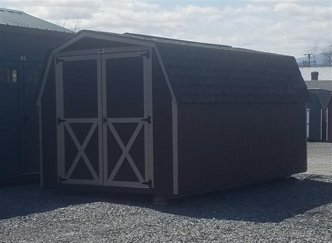 (Building #045) 8×14 Barn
