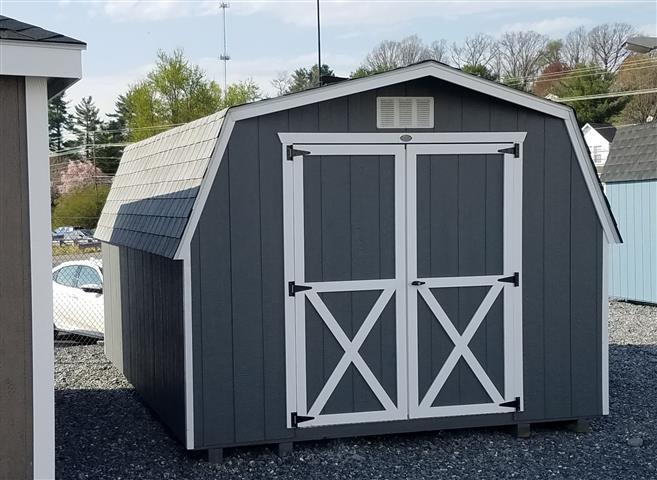 (Building #016) 10×14 Barn