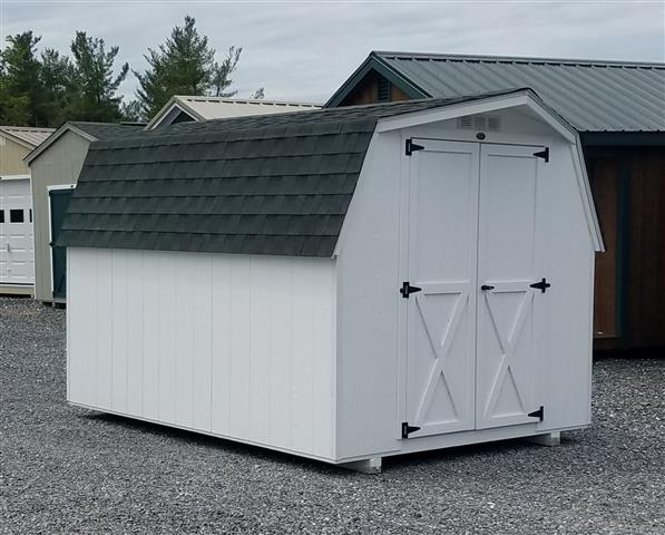 (Building #044) 8×10 Barn