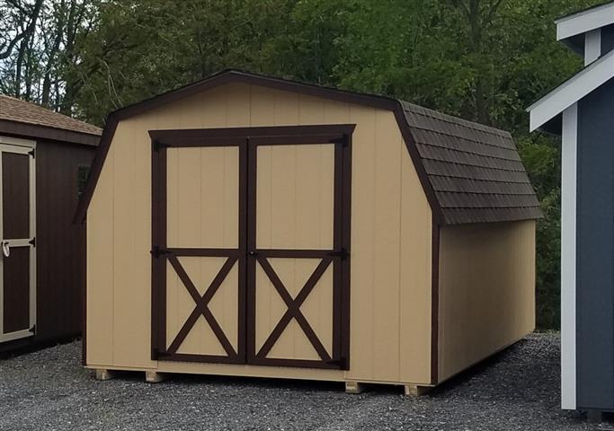 (Building #048) 12×16 Barn