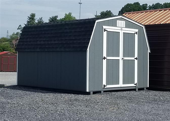 (Building #031) 10×12 Economy Barn