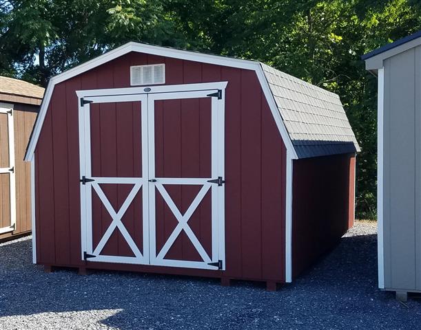 (Building #005) 10×16 Barn