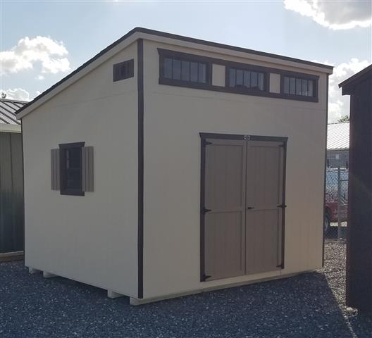 (Building #087) 10×12 tall Condo