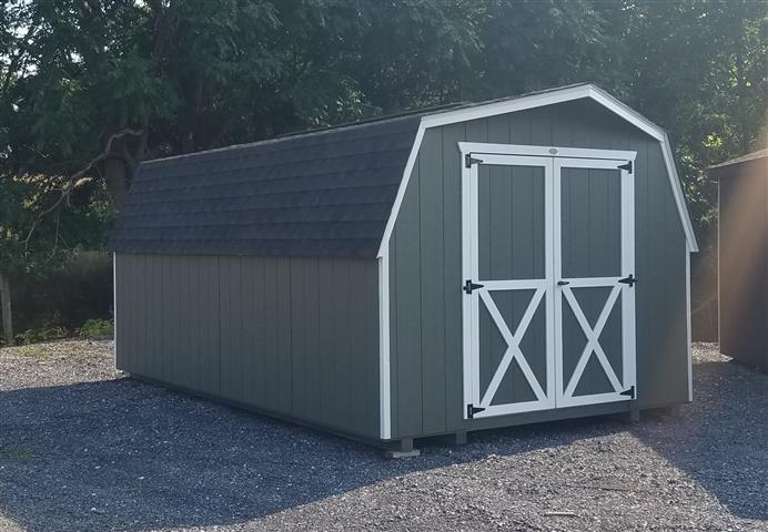 (Building #025) 10×16 Barn