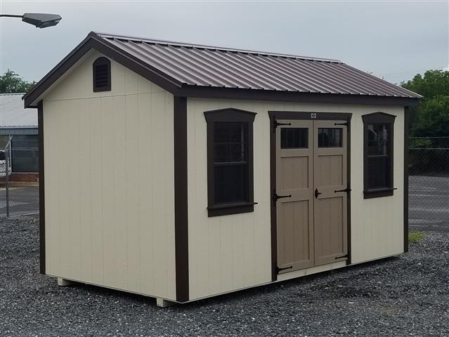 (Building #023) 8×16 Garden House