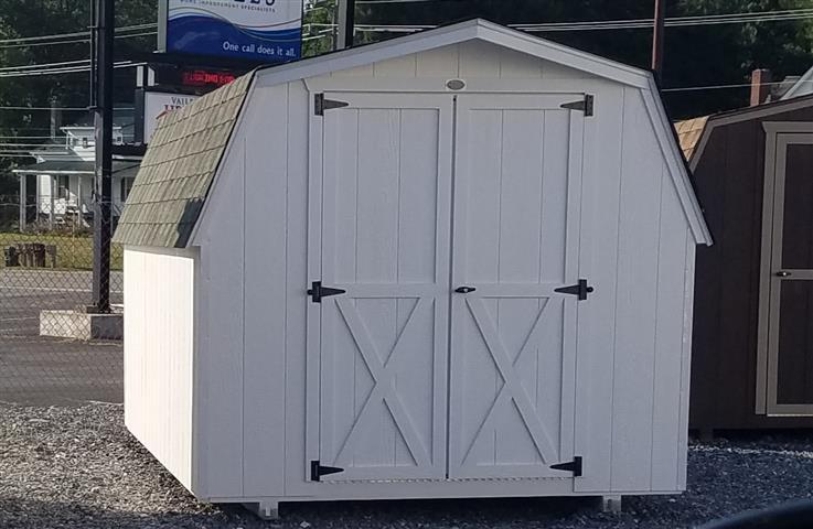 (Building #028) 8×12 Barn