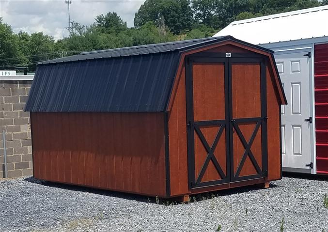 (Building #006) 8×12 Barn