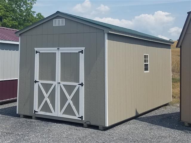 (Building #016) 10x20x8 Cottage
