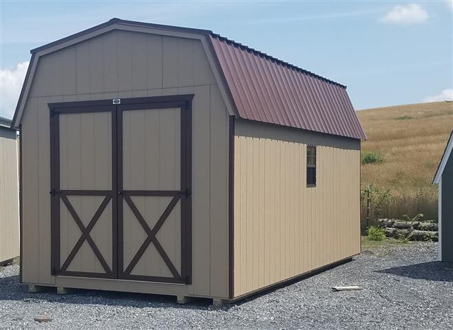 (Building #015) 10x20x7 Barn