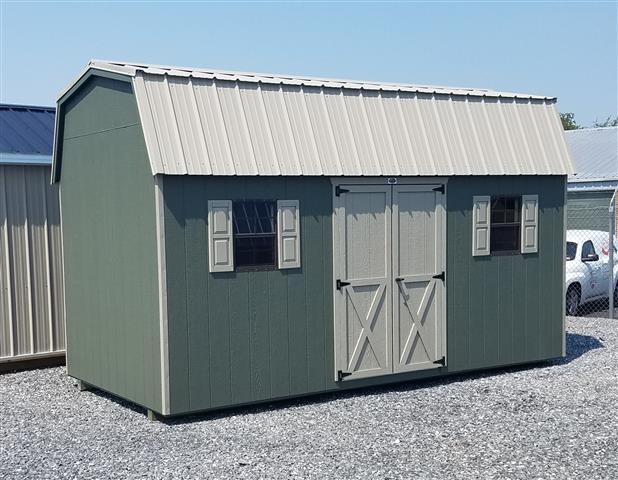 (Building #064) 8x16x7 Barn