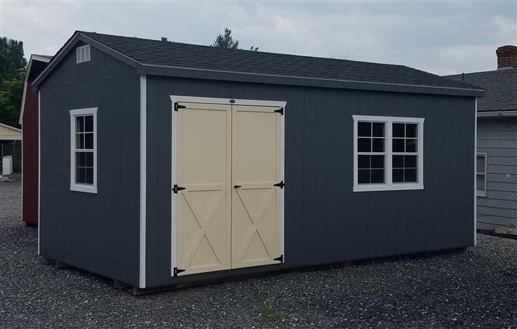 (Building #013) 10x20x8 Cottage