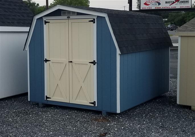 (Building #012) 8×10 Barn