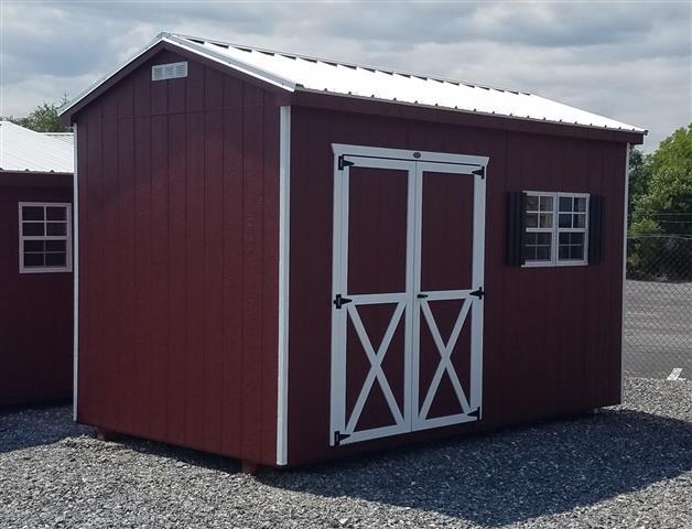 (Building #027) 8x14x8 Cottage